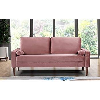 Amazon.com: US Pride Furniture S5525-S Sofas, Green: Kitchen ...
