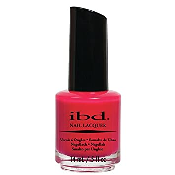 Amazon.com: Ibd Laca de uñas, 0.5 Ounce, Pitaya: Beauty