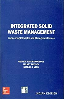 Solid Waste Engineering Book