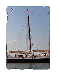 Ipad 2/3/4 Cover Case - Eco-friendly Packaging(sailboat)