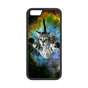 Diy Cat Flying For SamSung Galaxy S3 Phone Case Cover Black Shell For SamSung Galaxy S3 Phone Case Cover [Pattern]