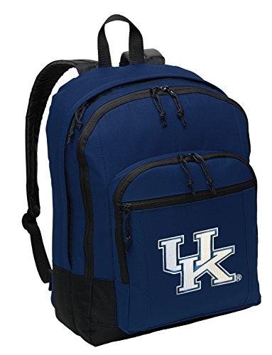 Kentucky Wildcats Laptop Bag (Classic University of Kentucky Backpack Medium UK Wildcats Backpack Laptop Sleeve)