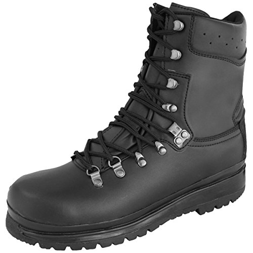 Highlander Elite Forces Botas Negro