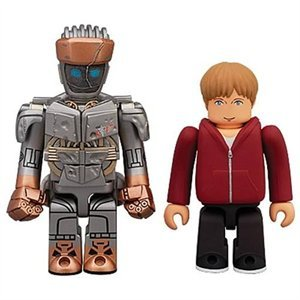 Medicom Real Steel: Max and Atom Kubrick -