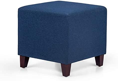 Homebeez Square Ottoman Footrest Stool
