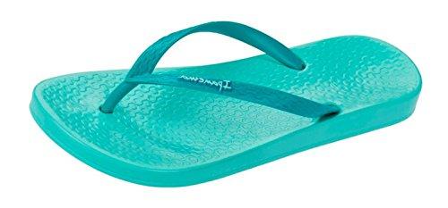 Ipanema Tropical Frauen Flip-Flops / Sandalen-Blue-38