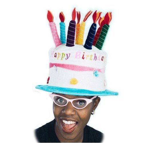 elope Birthday Cake Hat