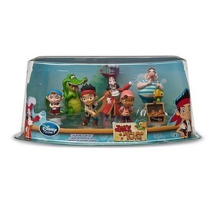 Disney Store Disney Jr. Jake and the Never Land/Neverland...