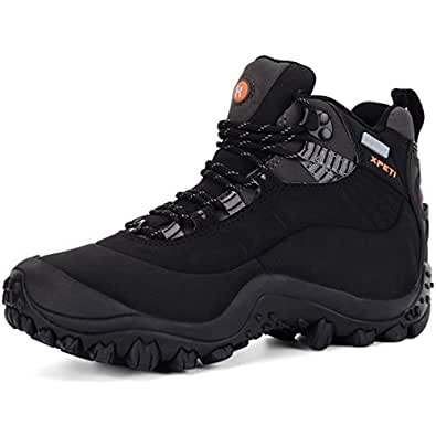 69134f6981a XPETI Women's Thermator Mid Waterproof Hiking Trail Outdoor Boot