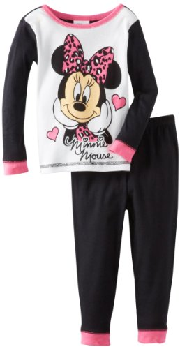 Minnie Mouse Girls 2-6X Sleep Set