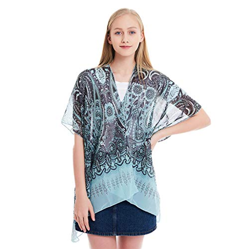 HYIRI Gently And Breathable Women's Soft Chiffon Shawls for Evening Dresses Fashion Scarves Wraps For