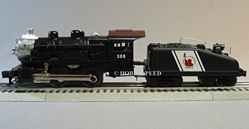 LIONEL Jersey Central Yard BOSS STEAM SWITCHER 6-81043 o Gauge
