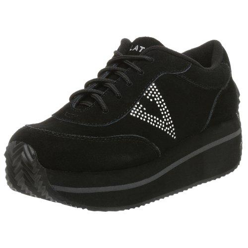 Volatile Women's Expulsion Fashion Sneaker - Black - 5.5 ...