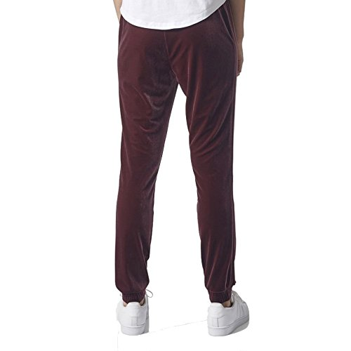 adidas Velvet Vibes SST Track Pants Black | adidas US