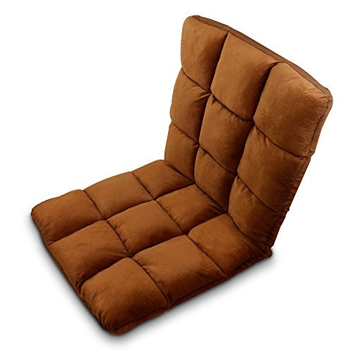 jhua home adjustable folding lazy sofa six position relax chair floor cushion multiangle couch. Black Bedroom Furniture Sets. Home Design Ideas