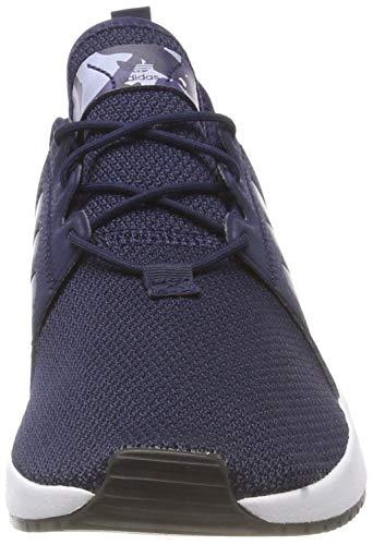 Blanc De Aero Adidas Homme Bleu S18 Navy Chaussures Pour plr X Gymnastique collegiate SwWqWaUn