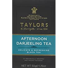 Taylors of Harrogate Afternoon Darjeeling Tea 20 Count