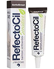Refectocil Gevoelige donkerbruin 15 ml