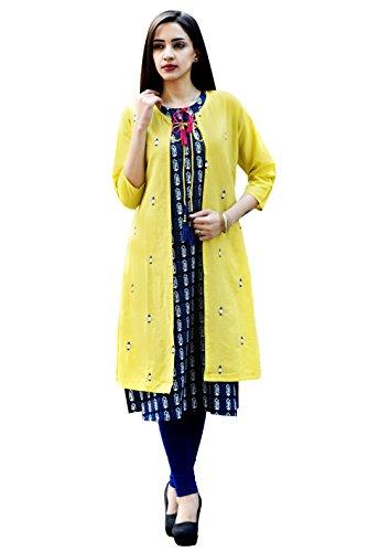Vihaan Impex Concepteur de vêtements de fête pour femmes imprimé Kurti