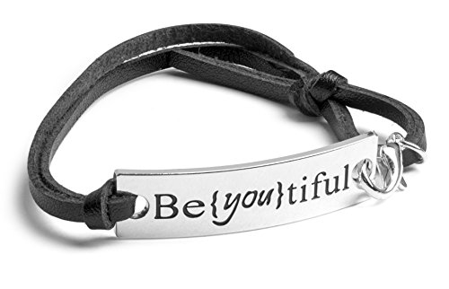 Be-YOU-tiful Inspirational Bracelet