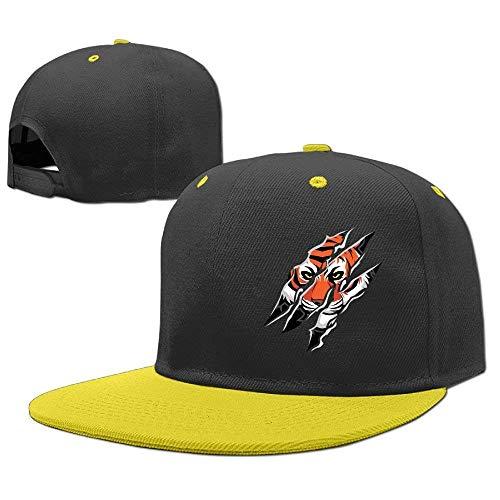 Baseball RGFJJE Africa Tiger Girl Boy Hop Caps béisbol Hats Gorras Paw Hip wwACqSxaO