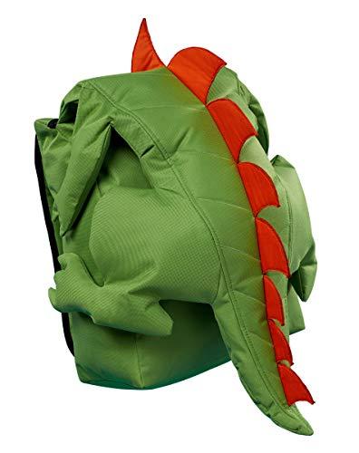 Spirit Halloween Scaly Rex Back Bling Backpack Fortnite