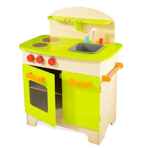 Spiele Küche | Educo 821436 Meine Grosse Kuche Amazon De Spielzeug