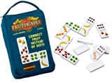 ''Fruitominoes'' - Fresh Fruity and Colorful Game of Dominoes