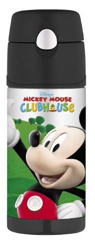 Thermos Funtainer Ounce Bottle Mickey