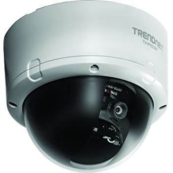 Amazon Com Trendnet Poe Dome Network Surveillance Camera