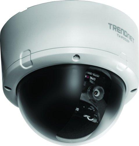 (TRENDnet PoE Dome Network Surveillance Camera, TV-IP252P)