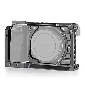 SMALLRIG Cage Jaula Stabibizer para Sony Alpha A6500 A6300 Cámara ...