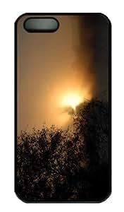 iPhone 5S Case - Customized Unique Design Nature Landscape Sun And Sky 26 ...