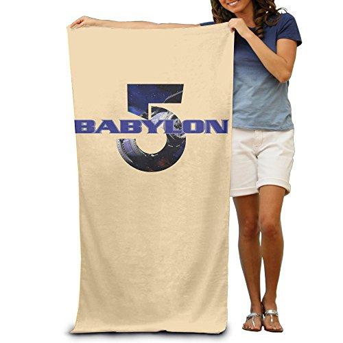 LCYC Babylon 5 Adult Colorful Beach Or Pool Bath Towel 80cm*130cm