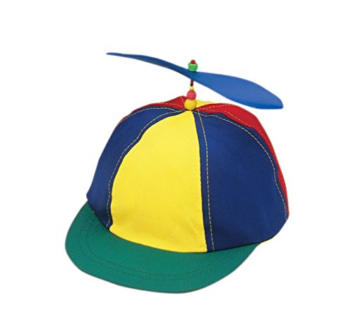 Jacobson Hat Company Child's Propeller Cap, Multicolor]()
