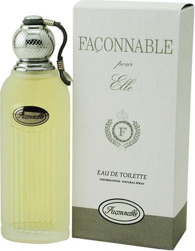Faconnable Mint Perfume (Faconnable By Faconnable For Women. Eau De Toilette Spray 1.6)