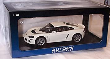 Autoart White Lotus Europa S Car 1 18 Scale Diecast Model Amazon Co Uk Toys Games