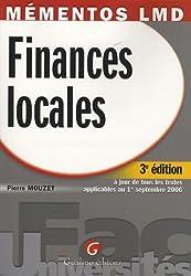 Finances locales : A jour de tous les textes applicables au 1er septembre 2006