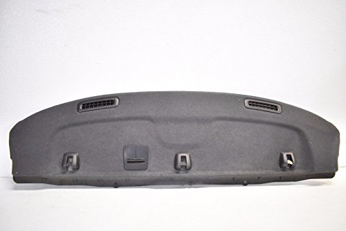 Rear Deck Carpet Cover - 04-07 Subaru Impreza WRX STI Upper Deck Lid Rear Carpet Panel Cover 2004-2007
