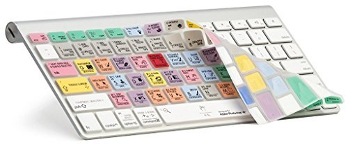 Adobe Photoshop CC LogicSkin American English MacBook Keyboard Cover [並行輸入品] B0783PPM9N
