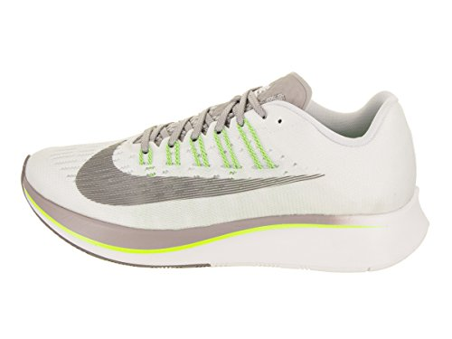 Nike Multicolore Atmosphere Fly Running Grey Femme de Gunsmoke Chaussures Zoom White 101 Volt r1Z4xqUrw