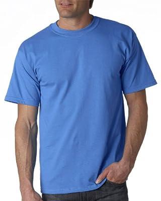 Gildan Adult Ultra Cotton T-Shirt, Iris, X-Large. 2000