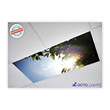 Tree 005 2x4 Flexible Fluorescent Light Cover