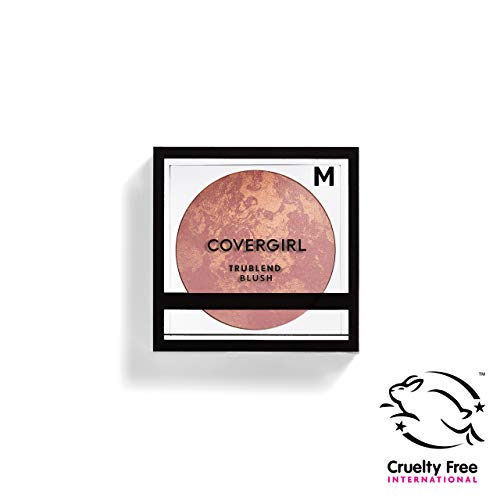 COVERGIRL truBlend Baked Powder Blush, Medium Rose 200 (Packaging May Vary) ()