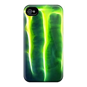 Special SpecialUandMe Skin Case Cover For Iphone 4/4s, Popular Monster Nrg Phone Case