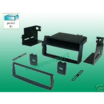 stereo install dash kit toyota corolla 03 04. Black Bedroom Furniture Sets. Home Design Ideas