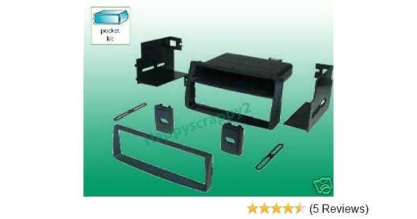 amazon com: stereo install dash kit toyota corolla 03 04 05 06 2006 (car radio  wiring ins : car electronics