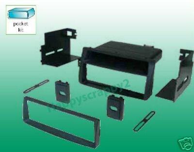 03 toyota corolla stereo kit - 5