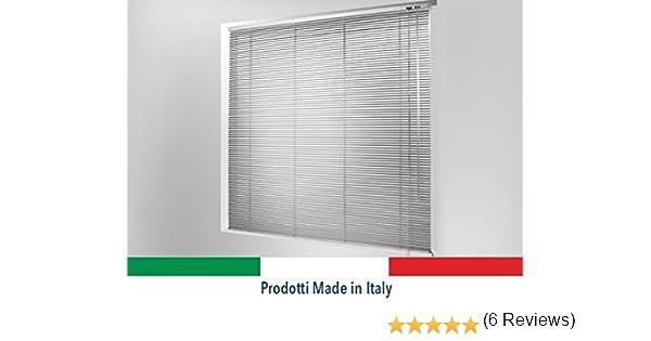 OR TENDE - Persiana veneciana de aluminio con lamas de 15 mm, versión estándar, personalizable: Amazon.es: Hogar