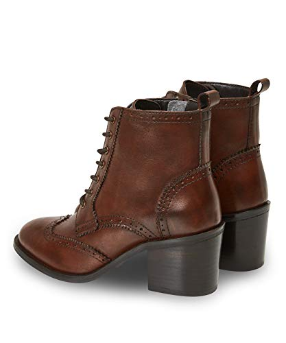 Boots Heritage Browns Ankle Joe Femme Leather Bottines xTOw4q